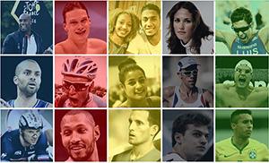 Rio 2016 : une minute, un athlète