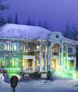 10 idées pour décorer le jardin à Noël