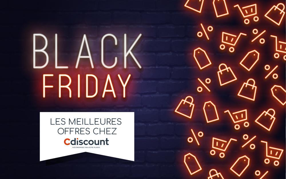 Carte Cdiscount Utile.Cdiscount Black Friday Preparez Vous Le Parisien