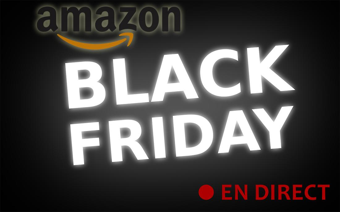 Black Friday Amazon : le top des promotions en direct
