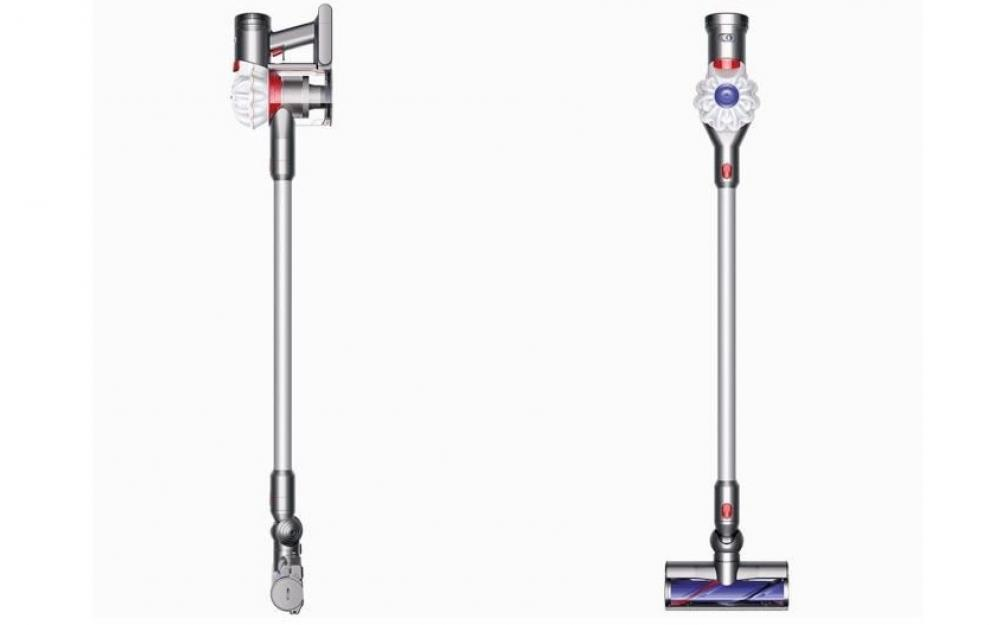 black friday 21 sur l aspirateur balai dyson v7 le parisien. Black Bedroom Furniture Sets. Home Design Ideas