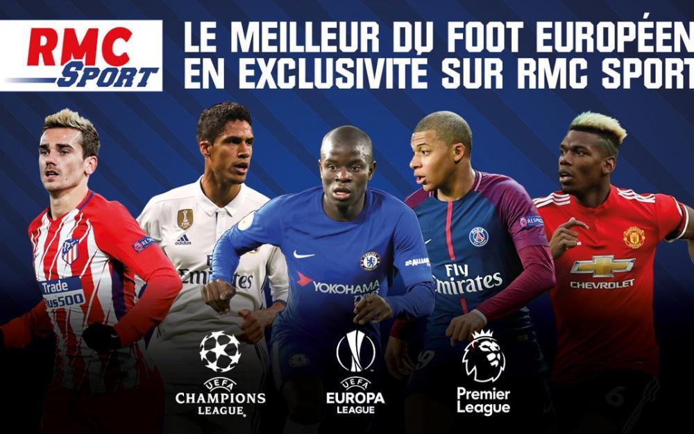 rmc sport tv