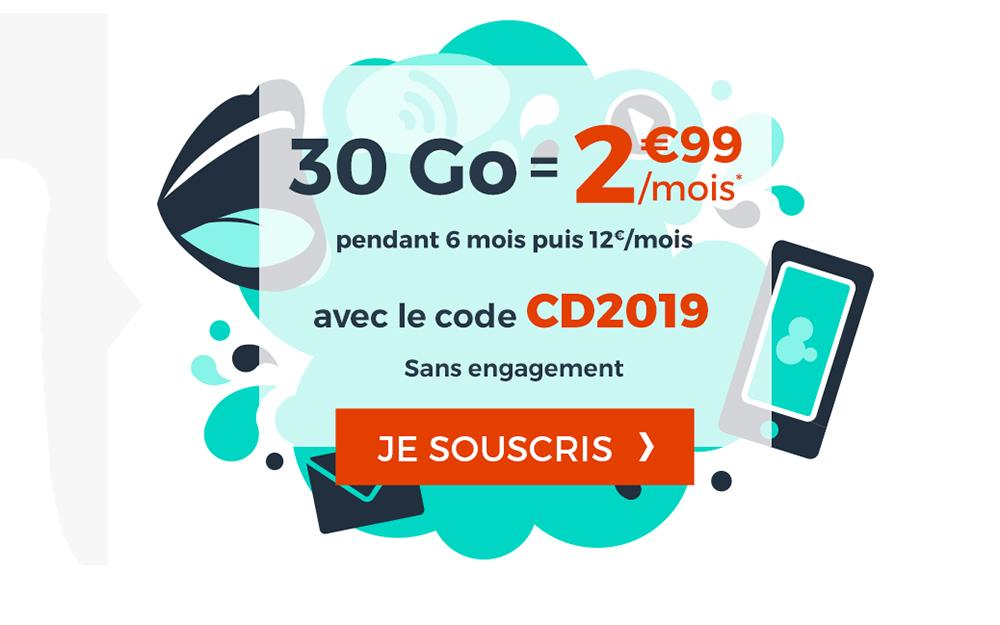 Bon Plan Un Forfait Mobile Pas Cher Avec Cdiscount Mobile Le