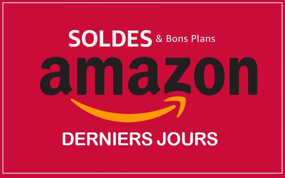 Soldes d'hiver 2019 : 10 offres à ne pas rater chez Amazon avant la fin