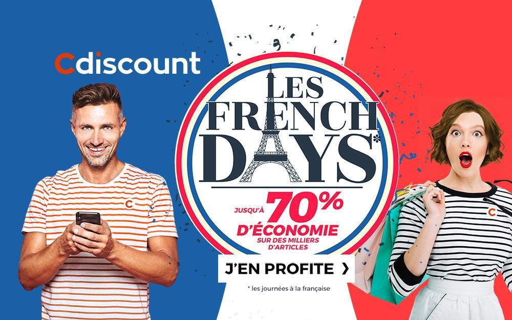 Carte Cdiscount Utile.French Days Cdiscount Jusqu A 70 De Remise Le Parisien