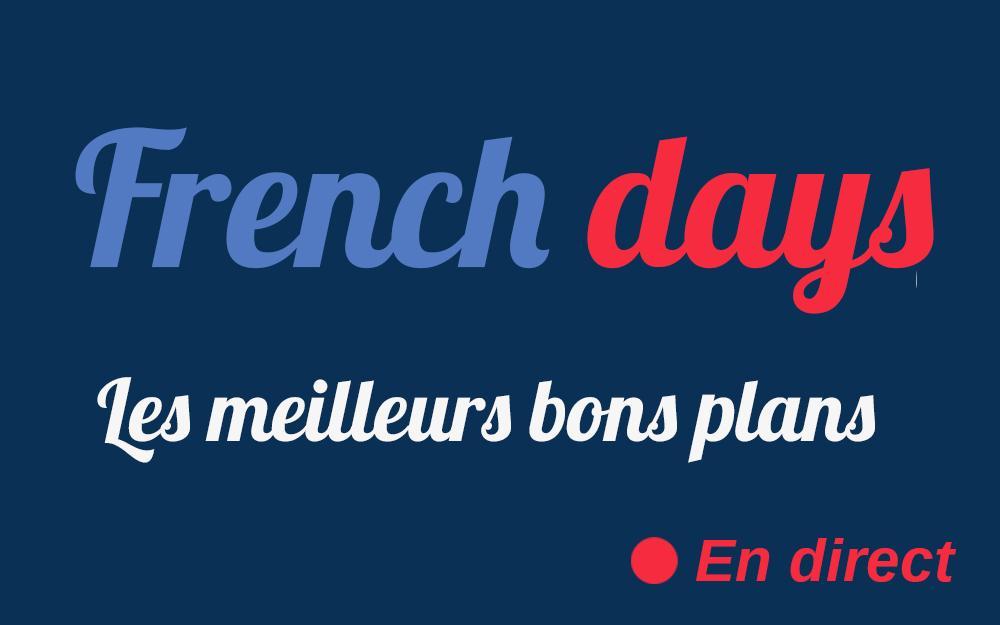 French Days 2019 Darty, Cdiscount, Boulanger... les bonnes affaires ...