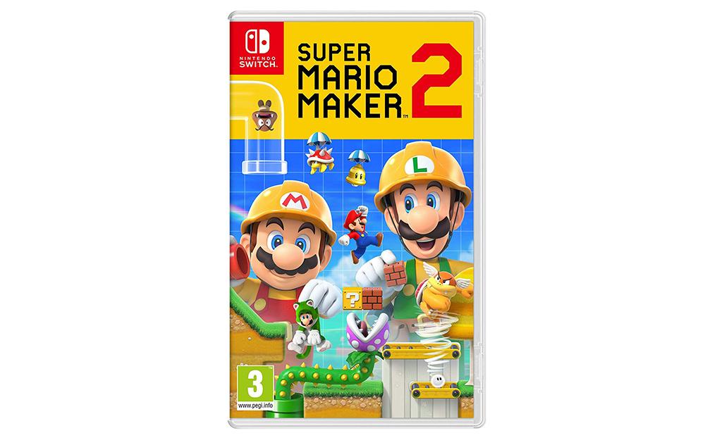 Super Mario Maker 2 : -23 % sur le jeu sur Amazon