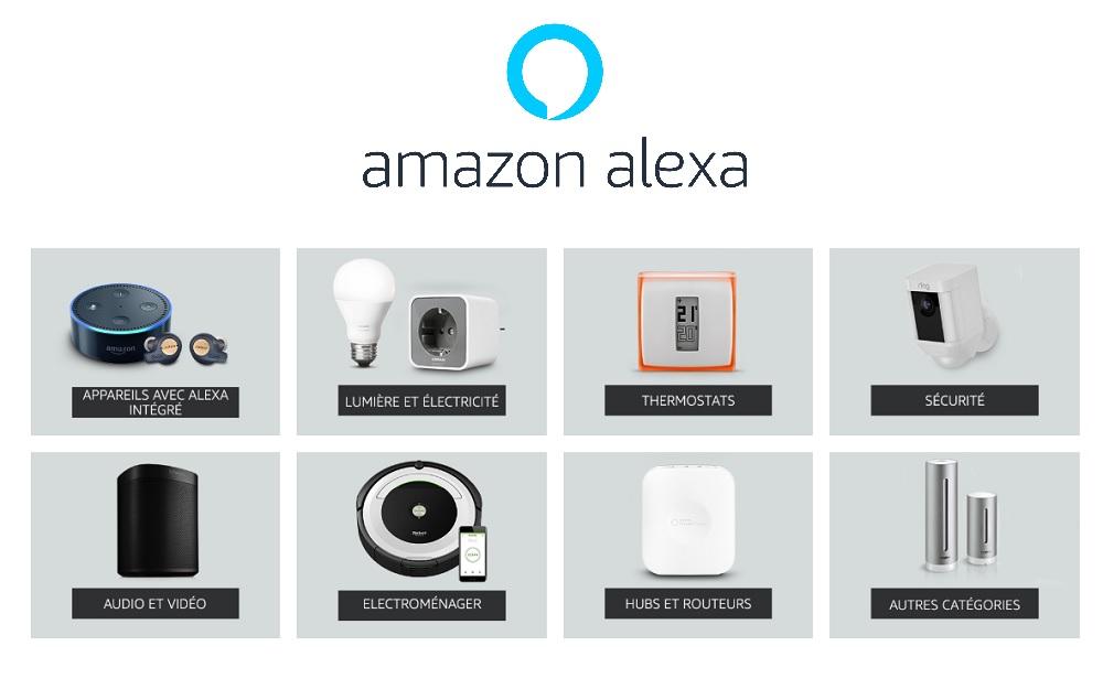 Amazon Alexa : des promos sur tous les appareils compatibles
