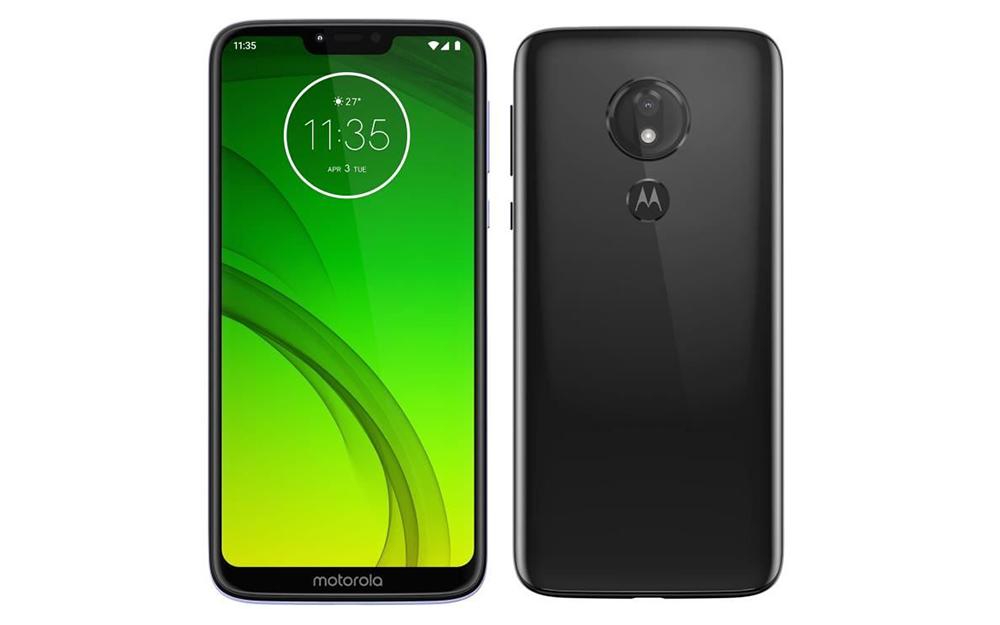 Soldes : -14 % sur le Motorola G7 Power