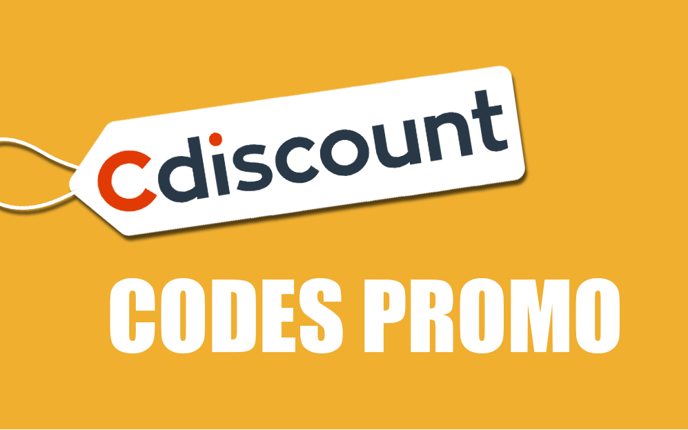 Soldes Cdiscount : profitez des codes promo