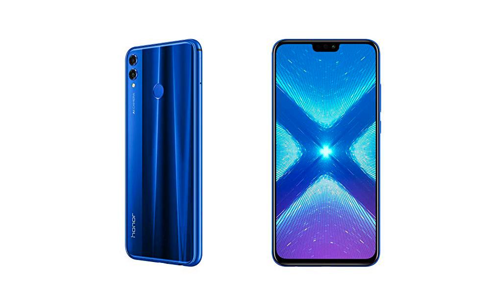 Smartphone Honor : -20% sur le 8X pour les soldes