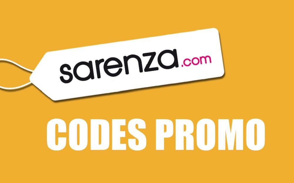 sarenza code