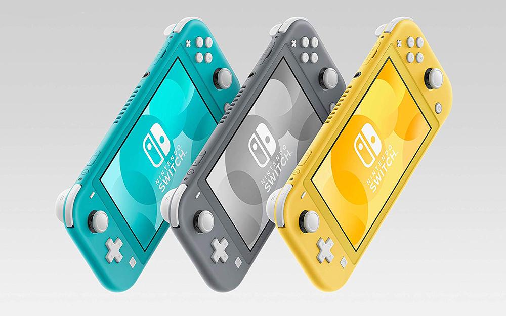 Nintendo Switch Lite : la console en précommande