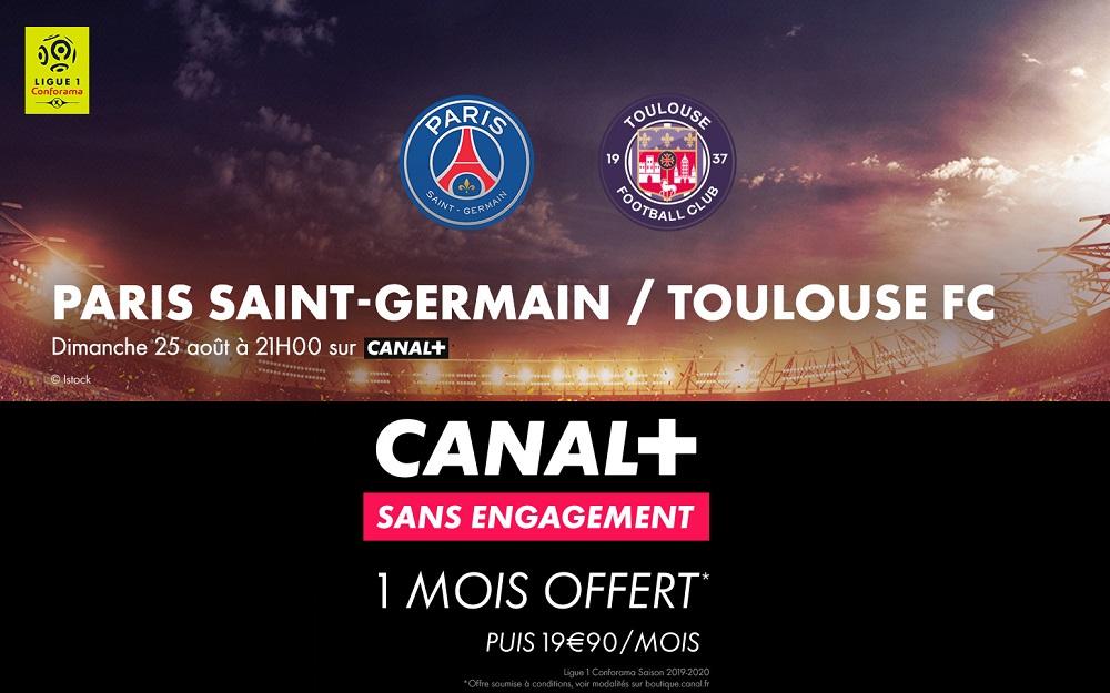 PSG - Toulouse : regardez gratuitement le match