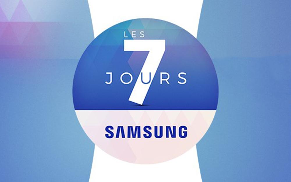 Samsung : jusqu'à -30% chez Cdiscount