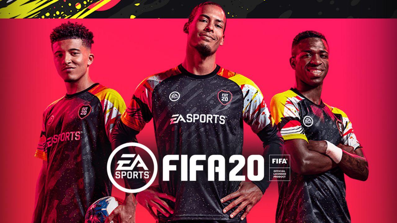 FIFA 20 Xbox One, PS4, Switch ou PC au meilleur prix