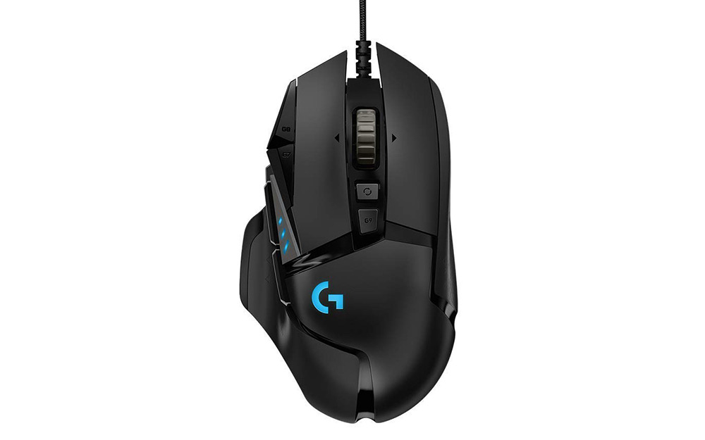 Logitech : 53% de réduction sur la souris gaming  G502 Hero