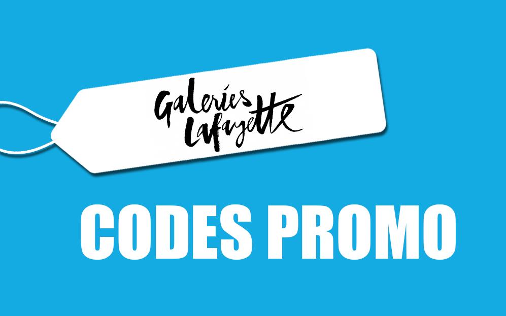 Code Promo Galeries Lafayette