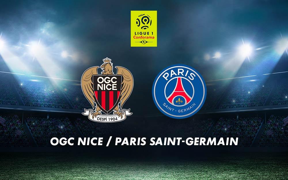 Nice - PSG : quelle heure et quelle chaîne