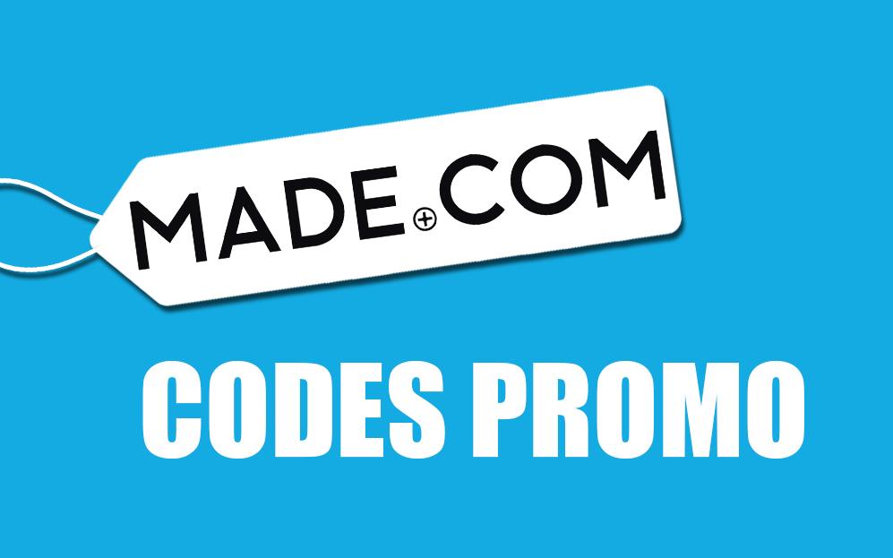 Code promo Made.com