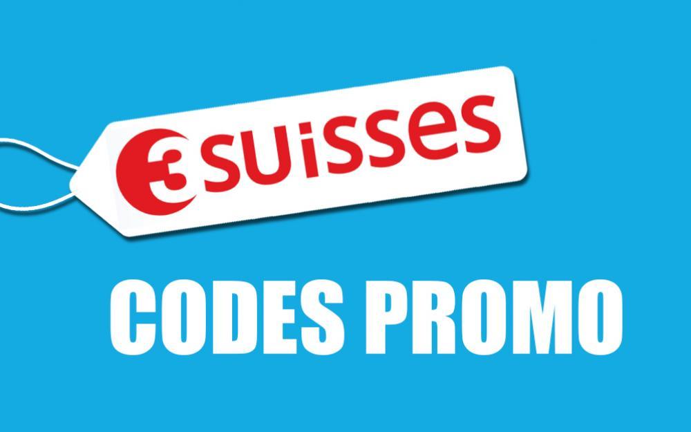 Code promo 3 Suisses : profitez de 20 euros de réduction