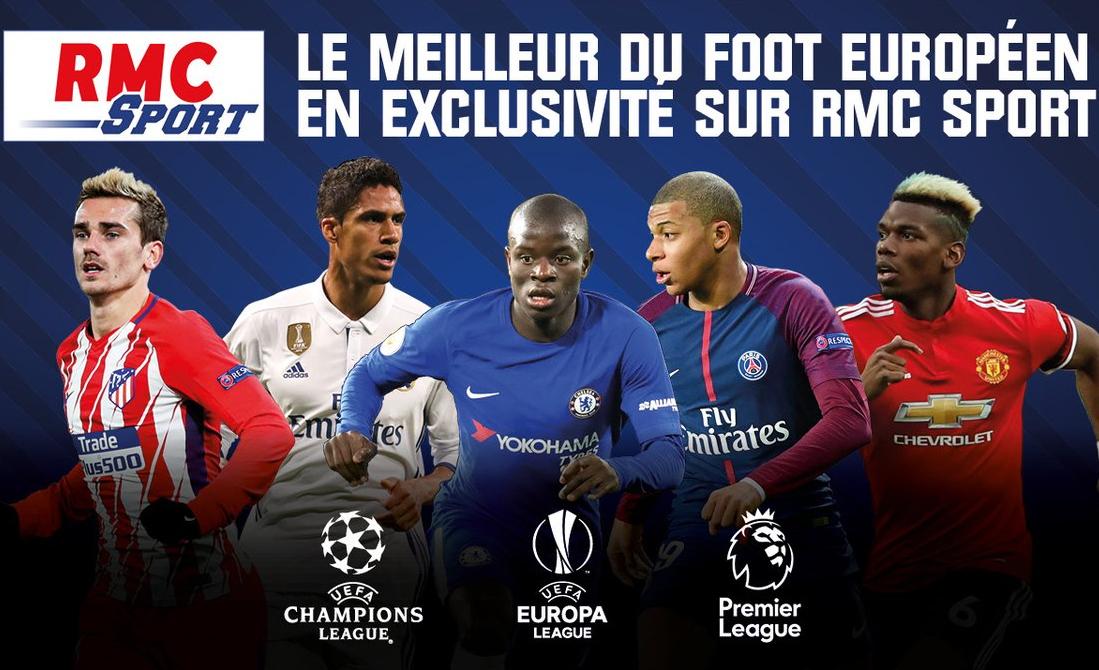 Bon Plan Rmc Sport 26 De Remise Sur L Abonnement Annuel Pour Regarder L Uefa Champions League Le Parisien