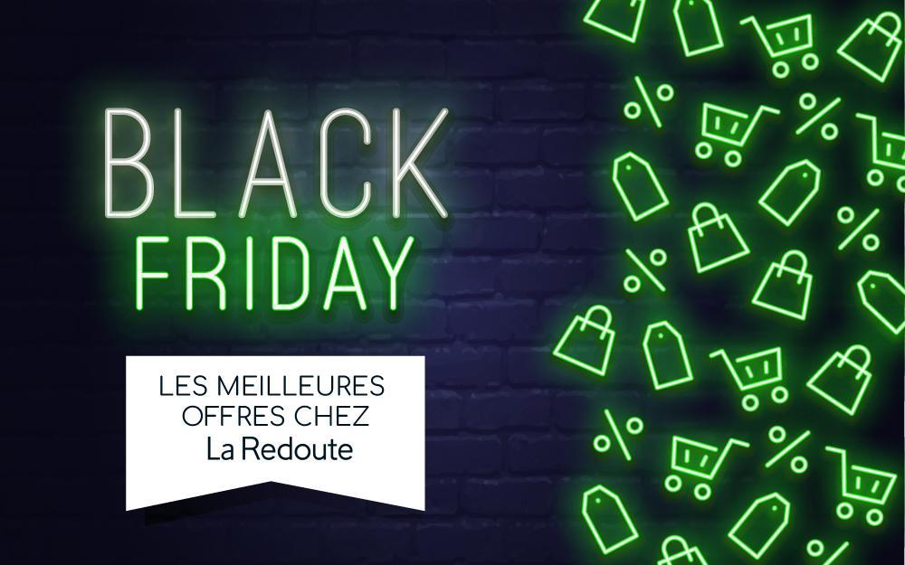 4b45690673 Black Friday 2018   Comment profiter des meilleures offres de La Redoute