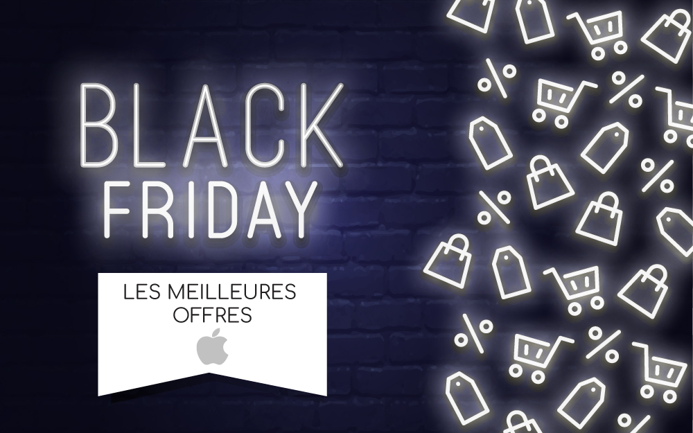 black friday 2018 les meilleures offres apple le parisien. Black Bedroom Furniture Sets. Home Design Ideas