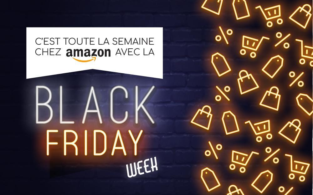 black friday 2018 zoom sur la black friday week d amazon le parisien. Black Bedroom Furniture Sets. Home Design Ideas