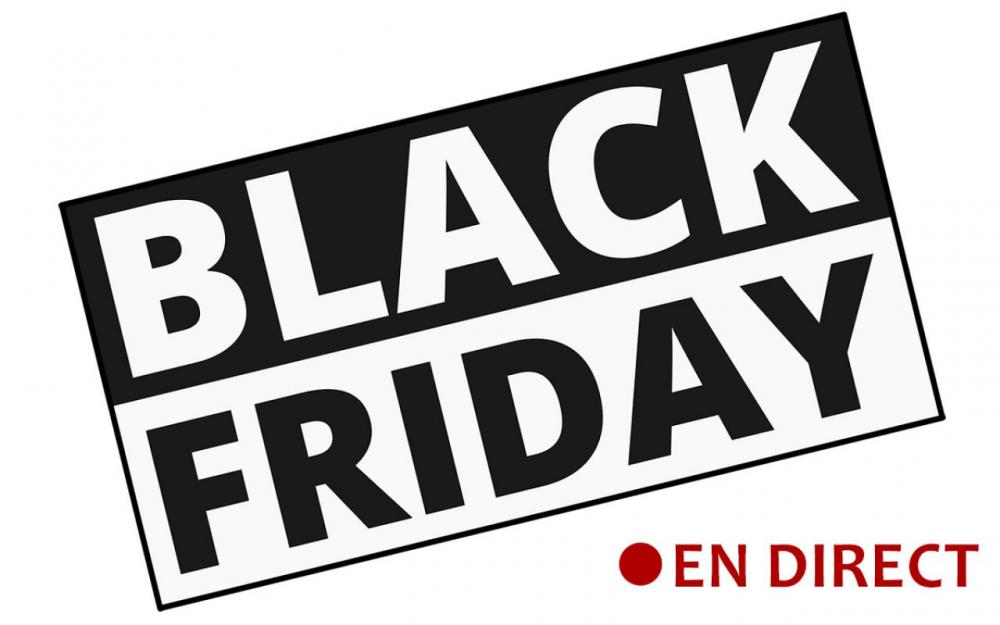 0d068acdce8e8c Les promotions du Black Friday sont plus que jamais d'actualité, alors que  l'on s'approche de la date du vendredi 23 novembre. Le marathon de la Black  Week ...