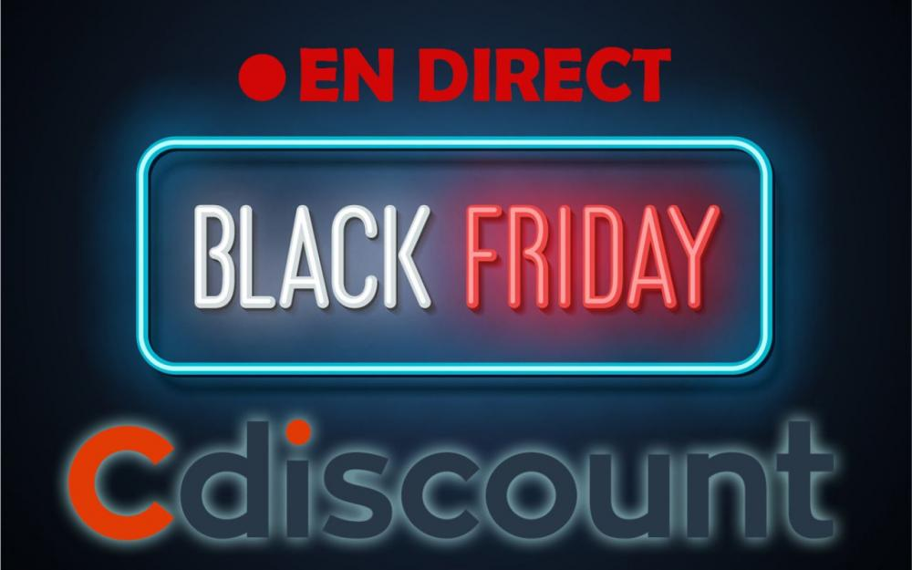 Des Parisien Black Direct Promotions CdiscountLe Top Friday En 4L3RjA5q
