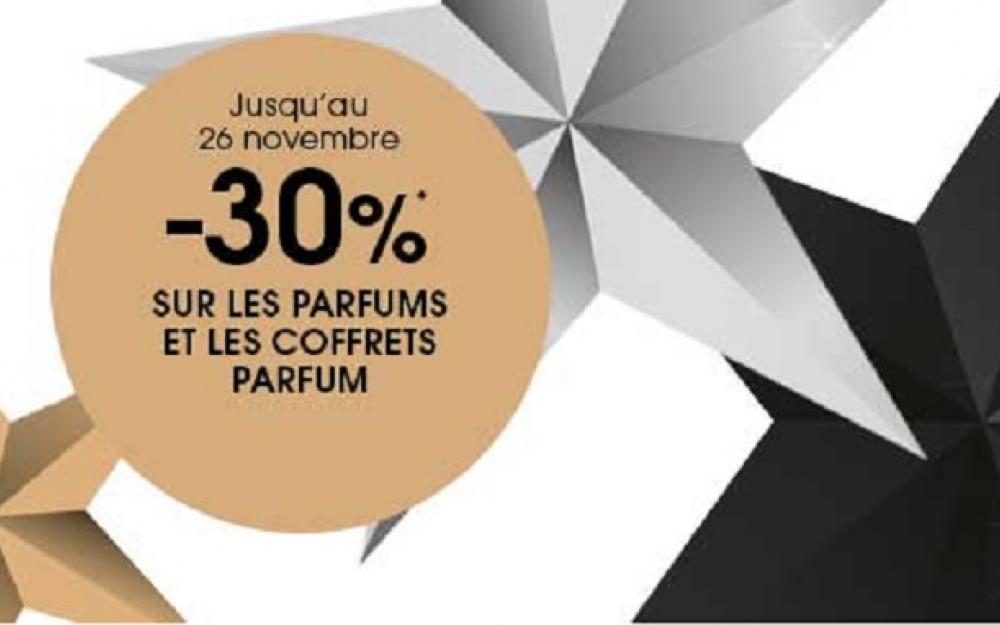 Une Parfums Et De 201830Sur Sélection Black Friday BdCxoer