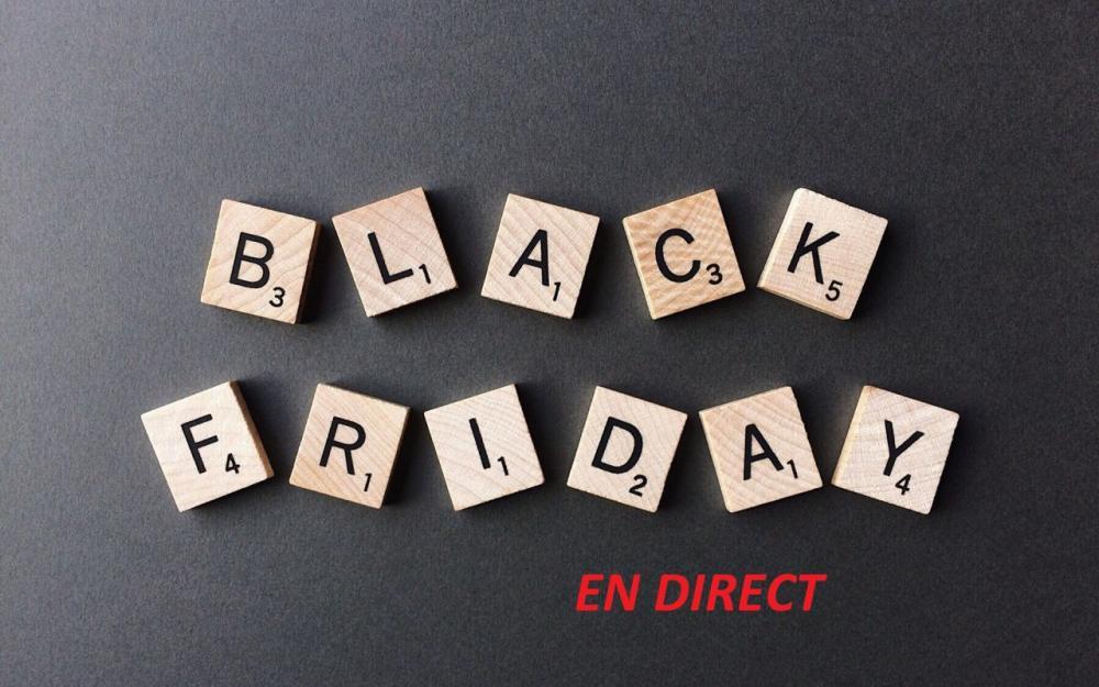 e45d249f5c En direct du Black Friday 2018 ! Retrouvez les meilleures promotions et les  meilleures soldes sur des produits Nike