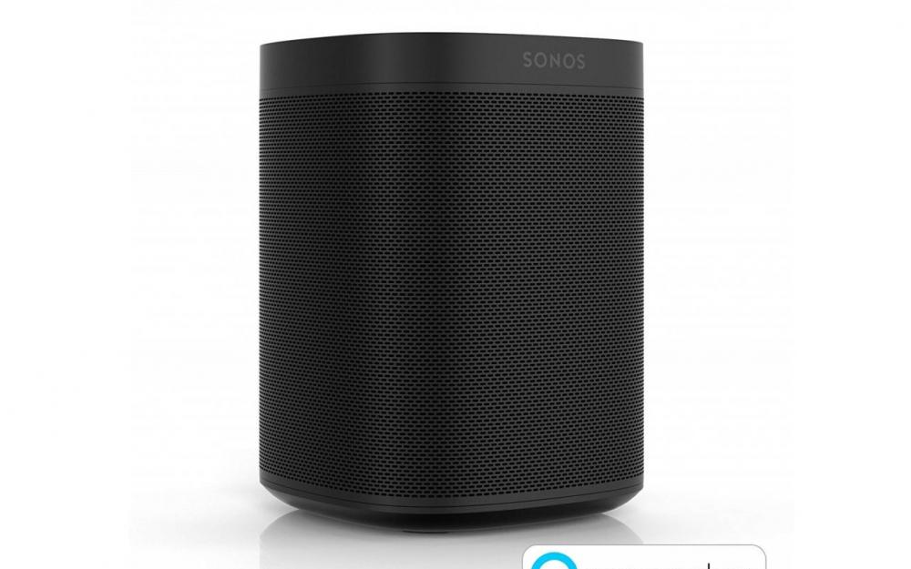 black friday amazon 13 de remise sur l enceinte one wifi avec alexa int gr e le parisien. Black Bedroom Furniture Sets. Home Design Ideas