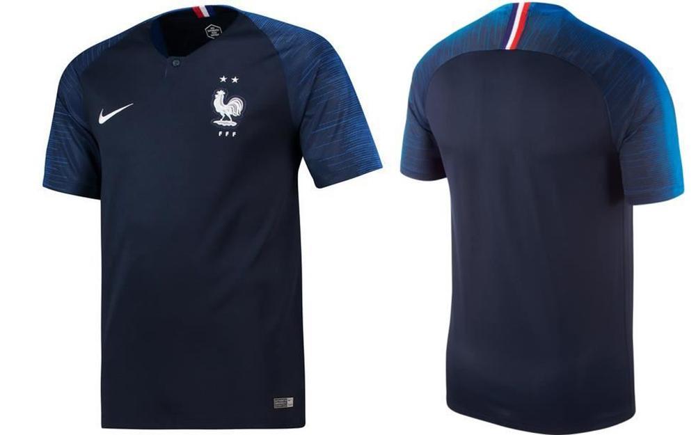 4391b9825c8ed Equipe de France de football : le maillot deux étoiles à prix réduit ...