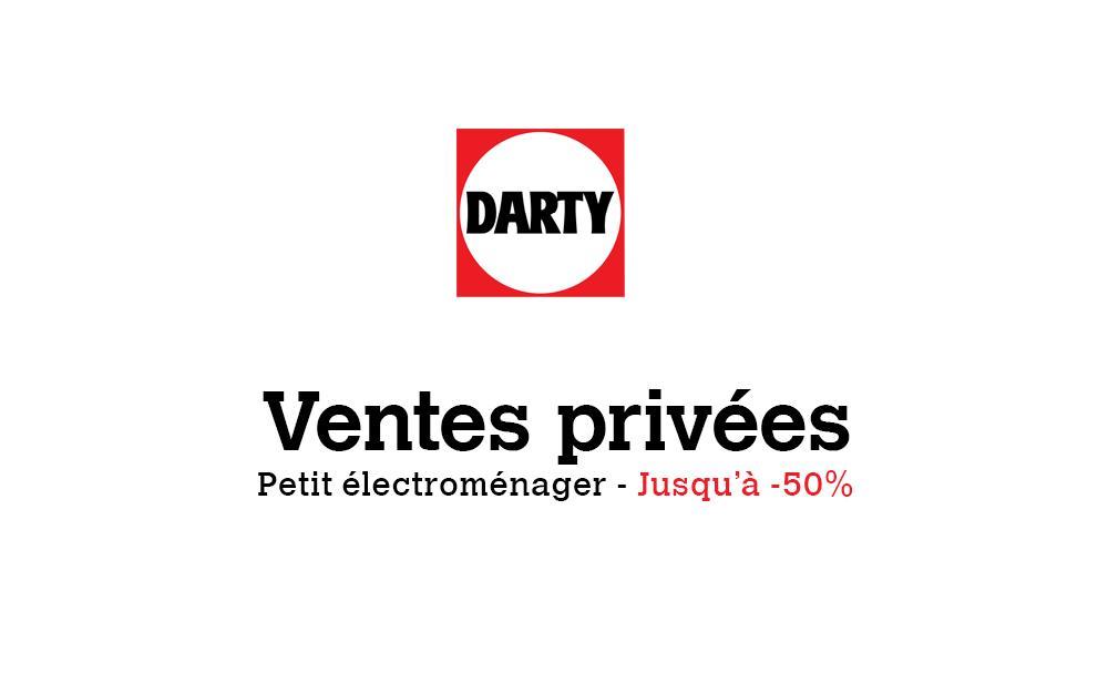 69b23748d11c38 Soldes avant les soldes : - 50 % pour les ventes privées Darty - Le ...