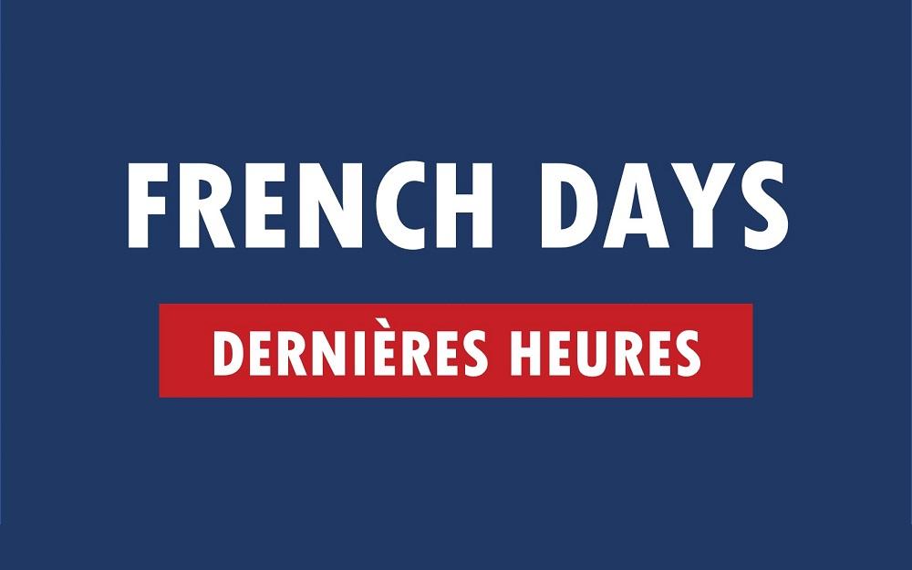 French Days : dernières heures pour profiter des promotions